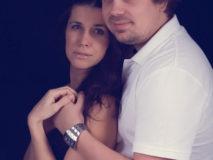 focení páru v Brně