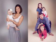 rodinné foto brno