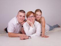 rodinné focení ateliér v brně